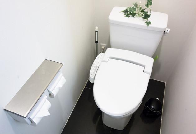 トイレ清掃1
